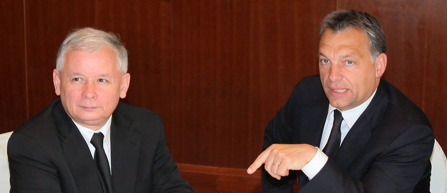 Sytuacja polityczna w Europie była tematem spotkania premiera Węgier i lidera rządzącej partii Fidesz Viktora Orbana oraz prezesa Prawa i Sprawiedliwości Jarosława Kaczyńskiego - poinformował agencję MTI szef biura prasowego węgierskiego premiera Bertalan Havasi.