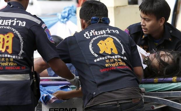 W kilka godzin po wybuchu 2 bomb, które eksplodowały w czwartek w nadmorskim kurorcie Hua Hin, w piątek doszło do kolejnych eksplozji – w położonym na południu Surat Thani, w Hua Hin i na wyspie Phuket. Władze podały, że ogółem w zamachach zginęły 4 osoby.
