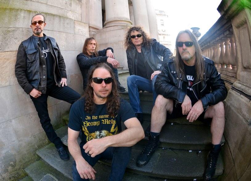 Legendarna thrashowa grupa Overkill z USA wyda jesienią nowy album.