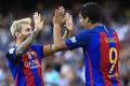 Primera Division. Barcelona - Betis Sevilla 6-2
