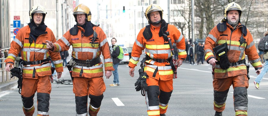 Belgia. Służby dostaną nowe zestawy ratownicze. Na wypadek ataku terrorystycznego
