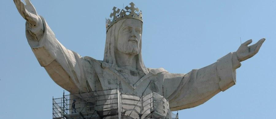 Na działce miejskiej przy ul. Na Kotlinę w Jaśle stanie 12-metrowy pomnik Chrystusa Króla Wszechświata. Koszt budowy wynosi 100 tys. zł – informuje portal nowiny24.pl.