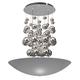 Lampa Perla silver