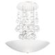 Lampa Perla bianco