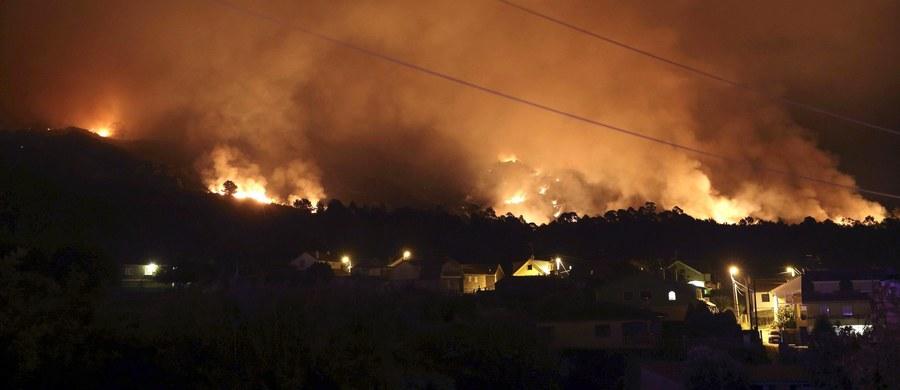 Co najmniej 1000 osób ewakuowano z powodu pożaru lasu, który wybuchł w niedzielę w pobliżu miasta Alicante na południowym wschodzie Hiszpanii - podały lokalne media.