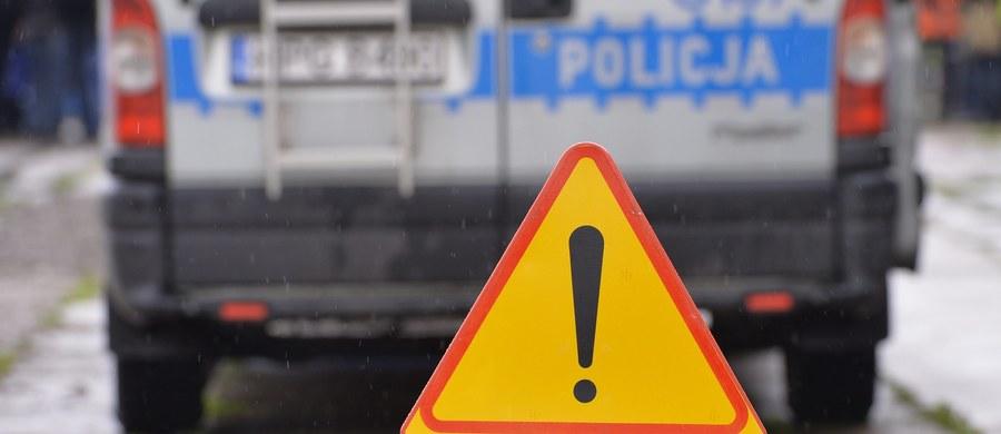 8 osób zostało rannych w wypadku w Budziszewicach koło Tomaszowa Mazowieckiego w Łódzkiem. Samochód osobowy wjechał tam w ludzi, którzy szli w kondukcie pogrzebowym - donosi nasza reporterka Agnieszka Wyderka.