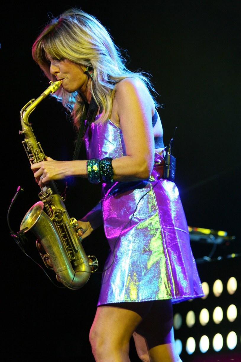 2 listopada w ICE Kraków wystąpi słynna saksofonistka Candy Dulfer.