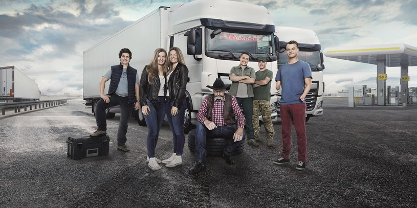 """Drugi sezon programu """"Polscy truckersi"""" rozpocznie się w czwartek, 8 września, w Discovery Channel. Widzowie poznają nowych bohaterów dokumentalnej serii."""