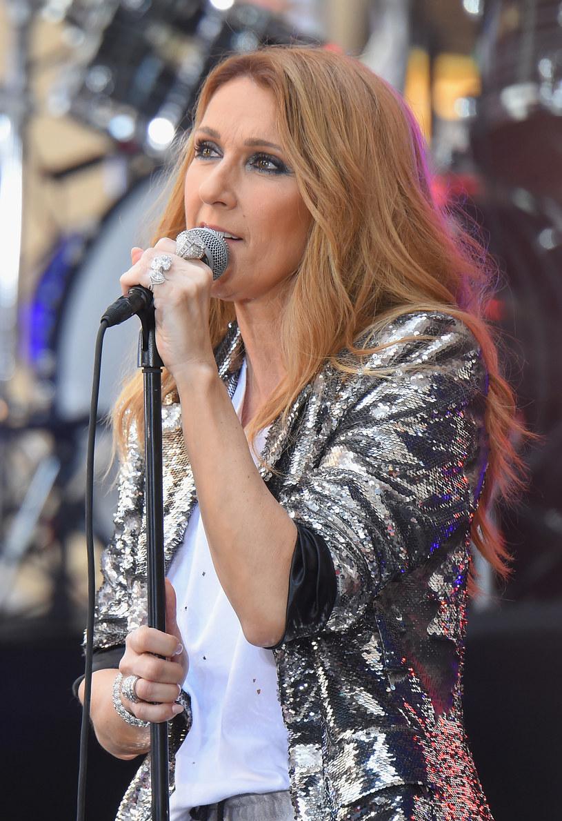 """Celine Dion opublikowała nowy utwór """"Recovering"""", który powstał w hołdzie dla jej zmarłego męża."""