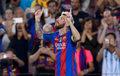 Ronaldo jeszcze nie zaczął. Messi goni go w Lidze Mistrzów