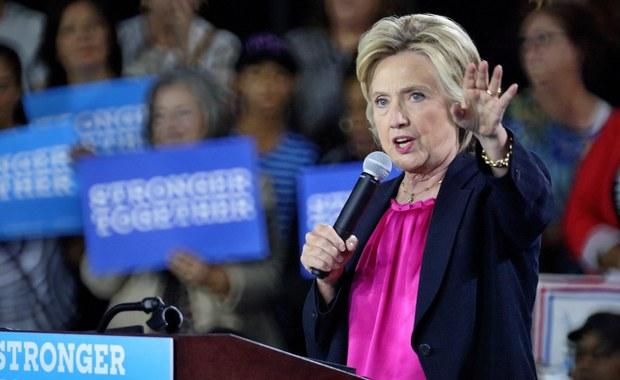 Hillary Clinton wznawia kampanię prezydencką. Kandydatka Demokratów po przerwie z powodu choroby rozpocznie ponownie spotkania z wyborcami.