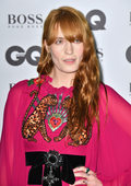 "Florence and the Machine do filmu Tima Burtona (""Wish That You Were Here"")"
