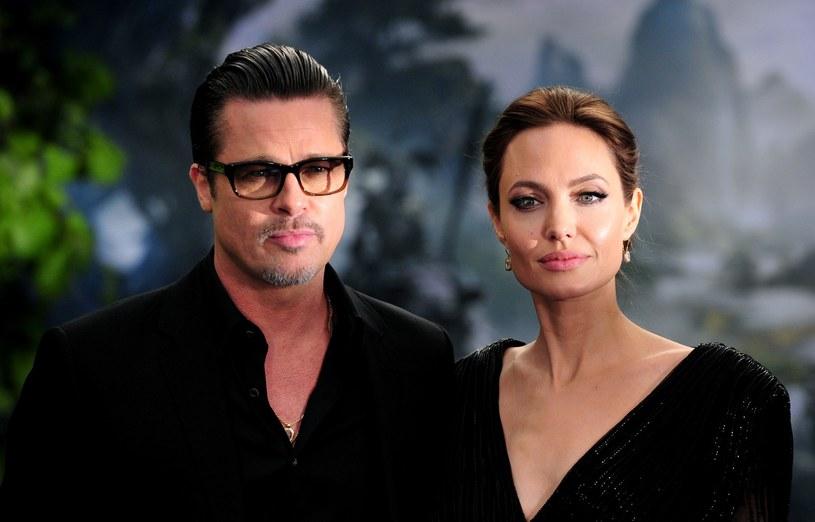 Angelina Jolie chce się przeprowadzić z dziećmi do Syrii? To podobno jeden z powodów rozstania aktorskiej pary.
