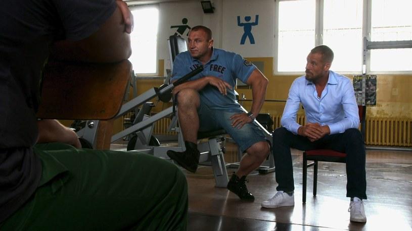 """Czwarty odcinek nowej serii programu """"Rinke za kratami"""" już 28 września o 22:05 w Polsacie. Tym razem Rinke sprowadzi do więzienia Mariusza Pudzianowskiego. Co powie więźniom popularny """"Pudzian""""?"""