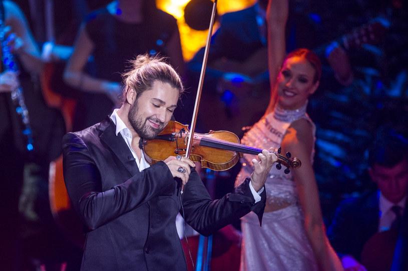 """Zapowiadany jako """"najszybszy i najprzystojniejszy skrzypek świata"""" David Garrett 10 grudnia po raz pierwszy wystąpi w Polsce. Koncert wirtuoza odbędzie się w Atlas Arenie w Łodzi."""