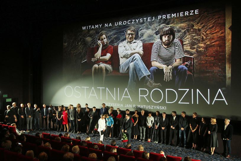 """We wtorek, 27 września, w Warszawie odbyła się uroczysta premiera filmu """"Ostatnia Rodzina"""". Debiut fabularny Jana P. Matuszyńskiego opowiada o losach słynnej rodziny Beksińskich."""