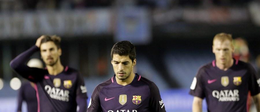 Piłkarze Barcelony zaprzepaścili szansę awansu na pierwsze miejsce w tabeli hiszpańskiej ekstraklasy w 7. kolejce. Musieli pokonać Celtę, tymczasem przegrali w Vigo 3:4. To druga z rzędu porażka mistrza kraju na tym stadionie.