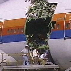 Przyczyny katastrof lotniczych