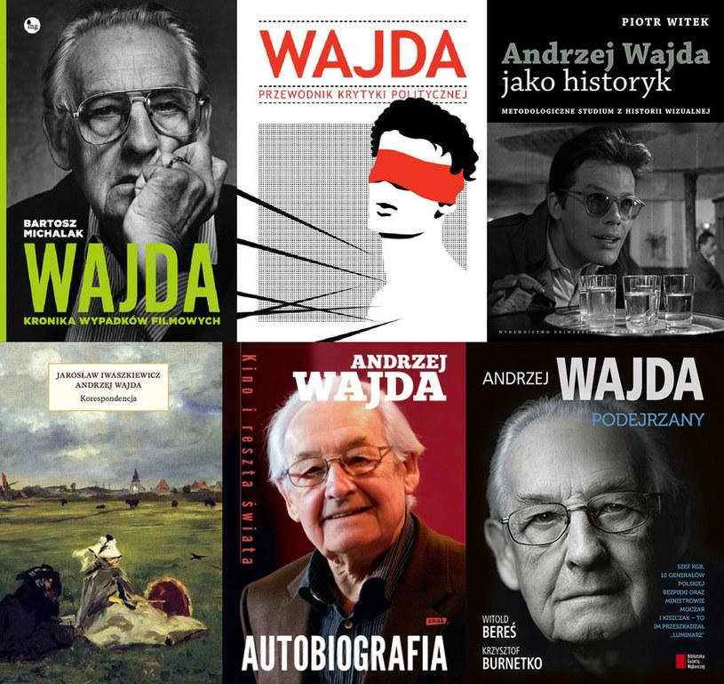 """""""'Ziemia obiecana' wysysa ze mnie ostatnie soki i nie daje mi spać"""" - pisał Andrzej Wajda do Jarosława Iwaszkiewicza. Korespondencja artystów to jedna z wielu książek poświęconych życiu i twórczości reżysera, który zmarł w niedzielę."""