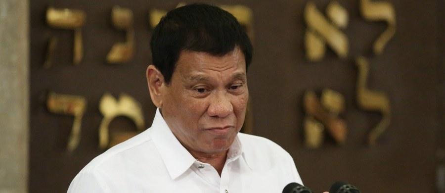 Ponad 3,6 tys. ludzi zostało zabitych na Filipinach, od kiedy prezydent kraju Rodrigo Duterte wypowiedział wojnę narkotykom. Polityk zaznacza, że to zaledwie początek, bo rządzi dopiero 100 dni.