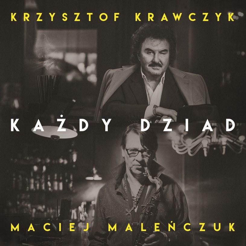 """Poniżej możecie posłuchać utworu """"Każdy dziad"""", w której w duecie śpiewają Krzysztof Krawczyk i Maciej Maleńczuk."""