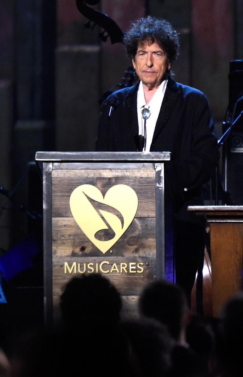 Legendarny amerykański bard Bob Dylan został ogłoszony laureatem literackiej nagrody Nobla.