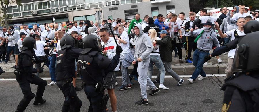 Siedmiu pseudokibiców Legii Warszawa zostało skazanych w Hiszpanii za burdy wywołane przed meczem Ligi Mistrzów z Realem Madryt. 18 października przed stadionem w Madrycie chuligani pobili się z policją. Kibole dostali zakazy stadionowe i muszą zapłacić wysokie grzywny.