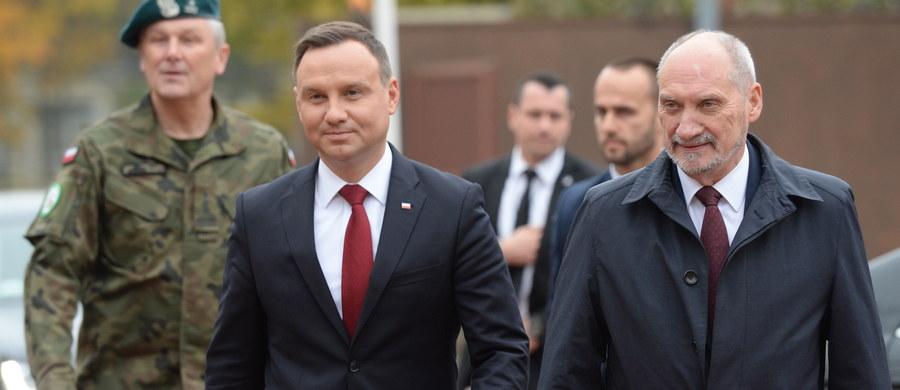 Jeszcze w tym roku do Sejmu trafi projekt zmiany wprowadzonego w 2014 r. systemu zarządzania armią - zapowiedział szef MON Antoni Macierewicz.