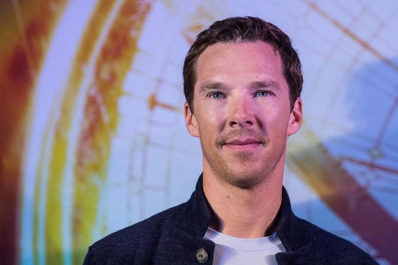 """- Nie jestem do niego podobny charakterologicznie - zdradził w """"Dzień Dobry TVN"""" Benedict Cumberbatch, który zagrał tytułowego bohatera filmu """"Doktor Strange""""."""