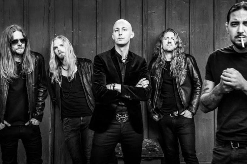 Szwedzka, progmetalowa grupa Soen nagrała nowy album.