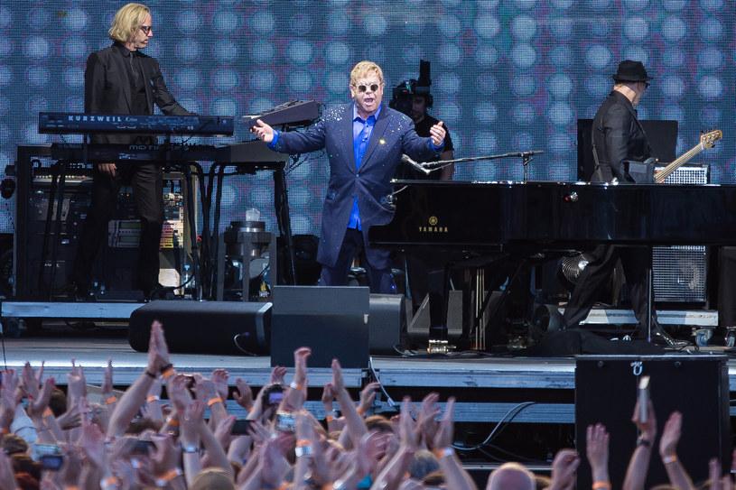 9 lipca 2017 r. w Operze Leśnej wystąpi sir Elton John!