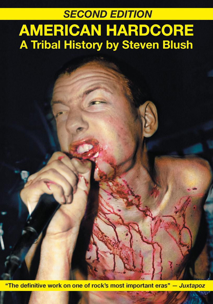 Trwają prace nad polską edycją słynnej książki o fenomenie amerykańskiej muzyki hardcore'owej.