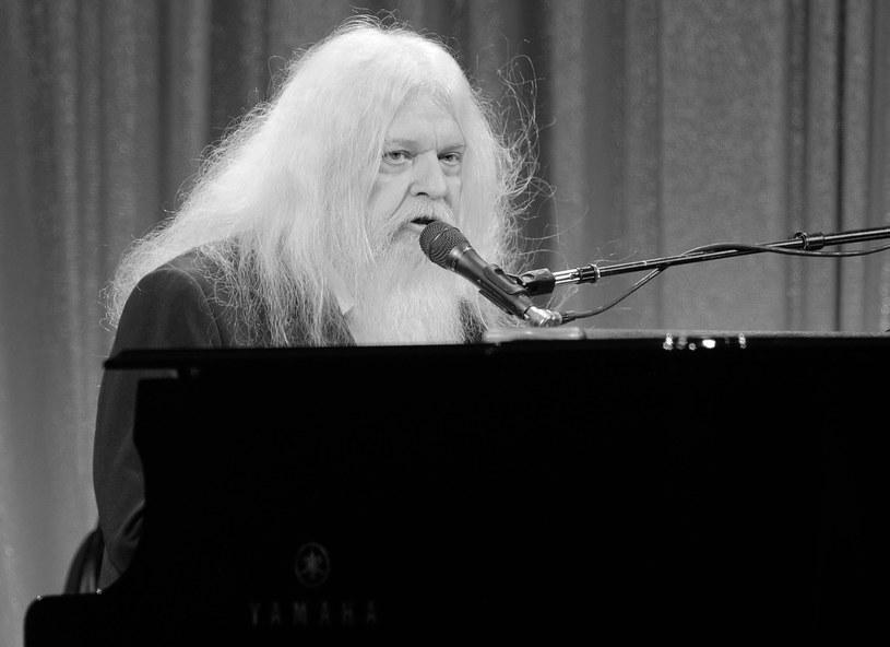 W niedzielę (13 listopada) w wieku 74 lat zmarł wokalista i kompozytor Leon Russell.