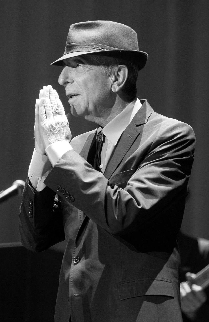 Zmarły 7 listopada Leonard Cohen spoczął w Montrealu - poinformował jego syn Adam Cohen.