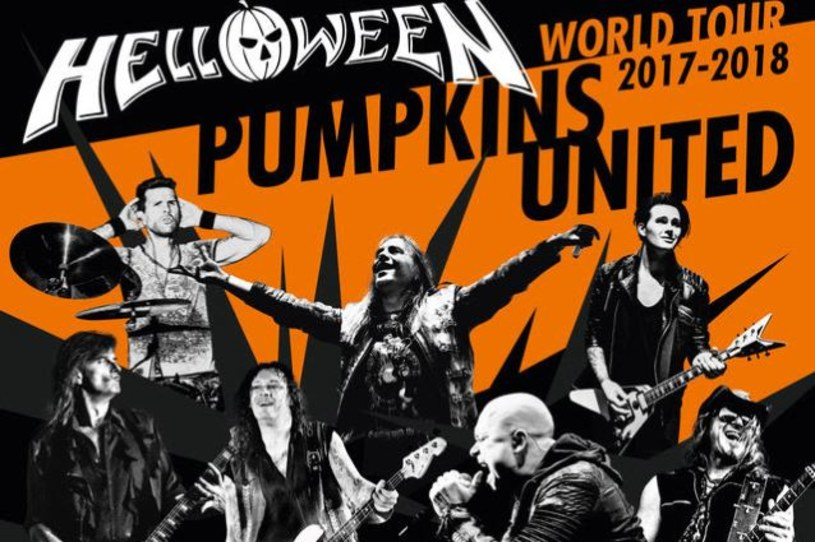 Ogólnoświatowa trasa legendarnej, power / speedmetalowa formacji z Hamburga będzie sporym wydarzeniem również ze względu na ponowne dołączenie w jej ramach do koncertowego składu Helloween dwu kluczowych muzyków: wokalisty Michaela Kiske (Unisonic) i gitarzysty Kai Hansena (Gamma Ray).
