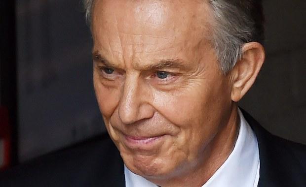 """Były brytyjski premier Tony Blair planuje powrót do aktywnej polityki i będzie chciał wpływać na przebieg negocjacji w sprawie wyjścia Wielkiej Brytanii z Unii Europejskiej - poinformowała w niedzielę gazeta """"Sunday Times""""."""