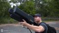 """DroneGun - broń do """"zdejmowania"""" cywilnych dronów"""