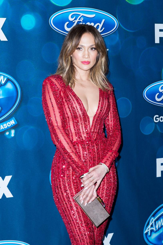Jennifer Lopez opublikowała na Instagramie swoje zdjęcie, na którym widać podbite oko.