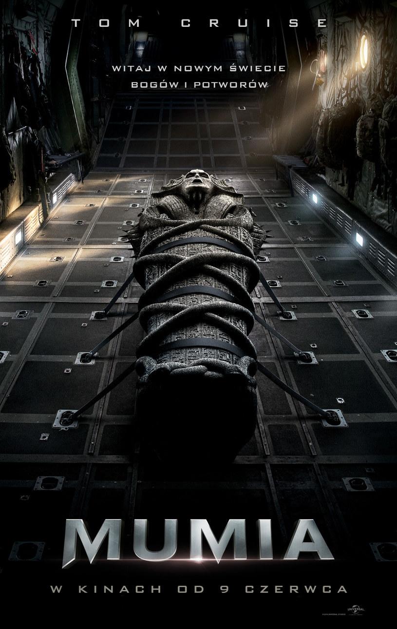 """Tom Cruise i Russell Crowe w nowej filmowej wersji legendy, która fascynuje ludzkość od setek lat! 9 czerwca 2017 na ekrany kin trafi kolejna część """"Mumii""""."""