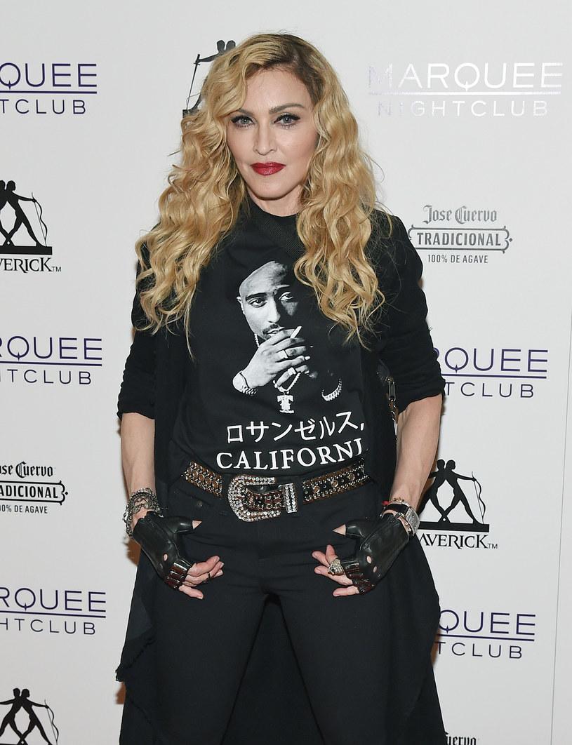 """Madonna była gościem Jamesa Cordena w jego programie """"Carpool Karaoke""""."""