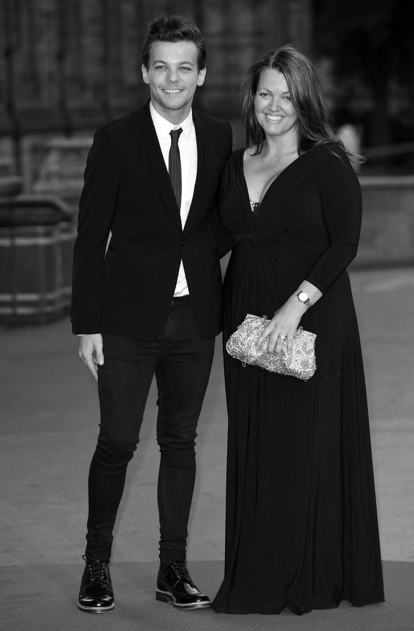 Na Twitterze zmarłej 7 grudnia matki Louisa Tomlinsona znalazł się wpis z jej słowami podziękowania dla fanów grupy One Direction.