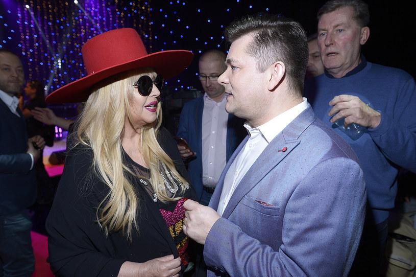 Jedną z atrakcji tegorocznego Sylwestra z Dwójką będzie duet Maryli Rodowicz i Zenona Martyniuka z discopolowej grupy Akcent.