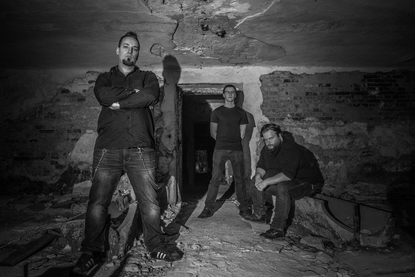 Sludgemetalowa grupa Inverted Mind z Krakowa zarejestrowała drugi album.