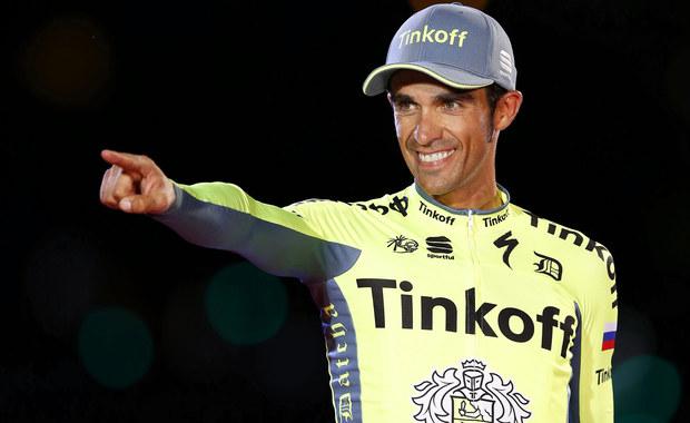 """Hiszpański kolarz Alberto Contador zapewnił w wywiadzie dla dziennika """"ABC"""", że mimo ukończenia 34 lat jest w stanie ponownie zwyciężyć w Tour de France, w którym triumfował w 2007 i 2009 roku. """"W ostatnich latach miałem pecha w tym wyścigu, leżałem w kraksach, ale czuję, że jestem w stanie ponownie go wygrać"""" - oświadczył """"El Pistolero"""", który ma w dorobku również trzy triumfy we Vuelta a Espana oraz dwa w Giro d'Italia."""