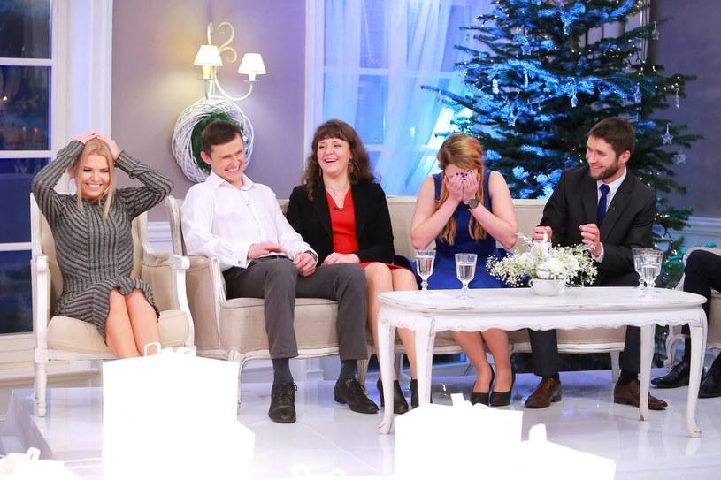 """""""Ten program kończy się dla mnie najpiękniej jak mógł"""" - wyznał Szymon w specjalnym odcinku """"Rolnik szuka żony"""", który widzowie TVP1 obejrzeli w Boże Narodzenie. Co się stało? A to nie była jedyna niespodzianka tego wieczoru."""