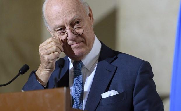 Podpisanie w czwartek porozumienia ws. rozejmu w Syrii między siłami syryjskiego reżimu a zbrojną opozycją powinno być preludium do rozmów pokojowych pod auspicjami ONZ - poinformowała w komunikacie rzeczniczka wysłannika ONZ ds. Syrii Staffana de Mistury.