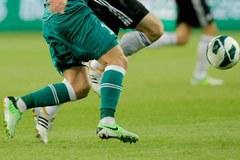 Piłka nożna: Puchar Konfederacji - 1. połowa meczu fazy grupowej: Niemcy - Kamerun