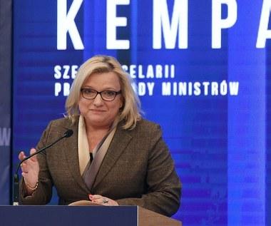 Beata Kempa o priorytetach rządu w 2017 roku