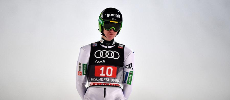 Peter Prevc nie weźmie udziału w żadnym z dwóch konkursów Pucharu Świata w skokach narciarskich w Wiśle - poinformował asystent trenera słoweńskiej kadry Jani Grilc. Prevc, który broni Kryształowej Kuli, spisuje się ostatnio poniżej oczekiwań.
