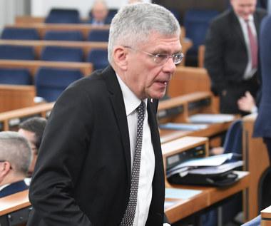 """Karczewski w """"Rzeczpospolitej"""": PO chodzi tylko o chaos. Obrona Szczerby to obrona chamstwa"""
